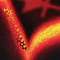 A Step Closer to a Single-Molecule Device