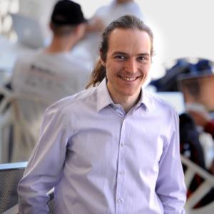 Portrait of Prof. Augustin Chaintreau