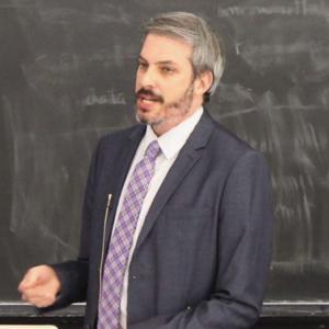 Portrait of Prof. Ethan Katz-Bassett