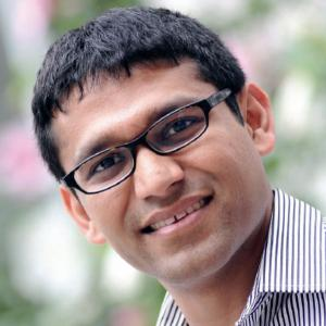 Portrait of Prof. Vineet Goyal