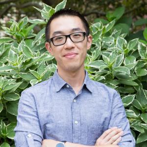 Portrait of Prof. Tony Dear