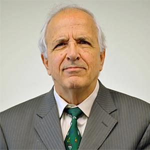 Portrait of Prof. Nickolas Themelis