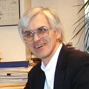 Portrait of Prof. John Kender