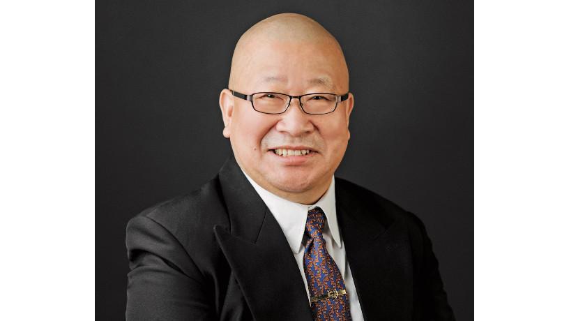 Portrait of Si-Shen Feng.
