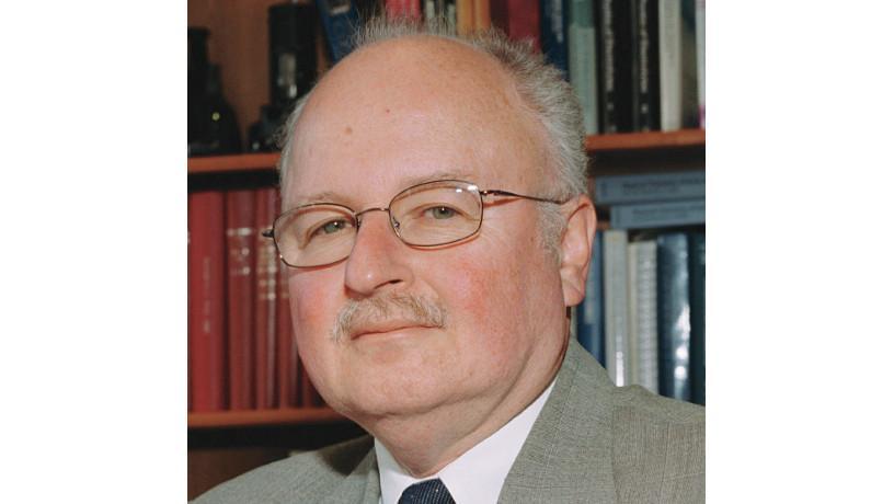 Portrait of Harry Tuller.