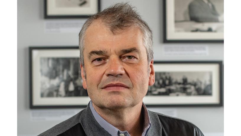 Portrait of Prof. Dmitri Basov.
