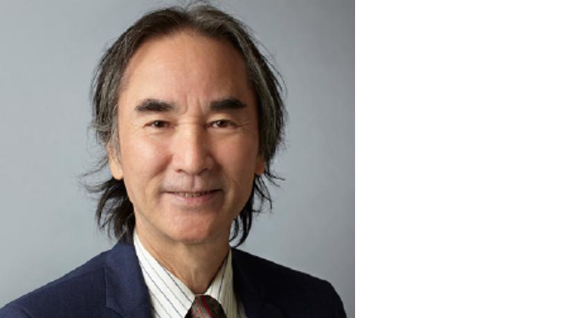 Portrait of Akira Kawaguchi.