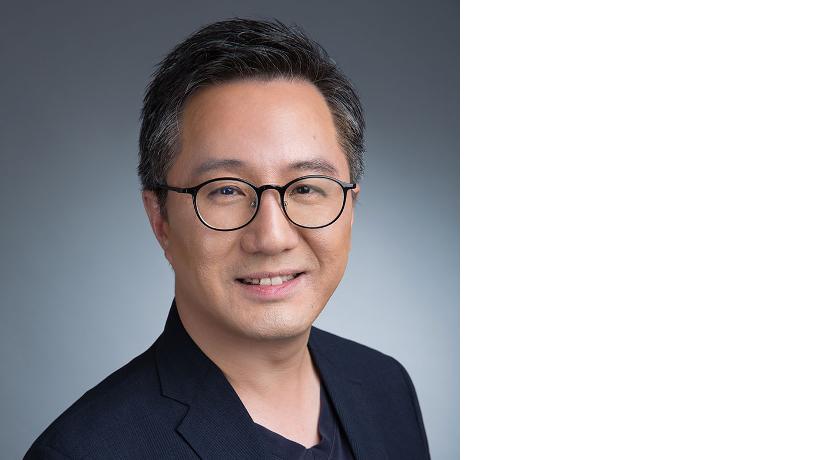 Portrait of Alex Cheng.
