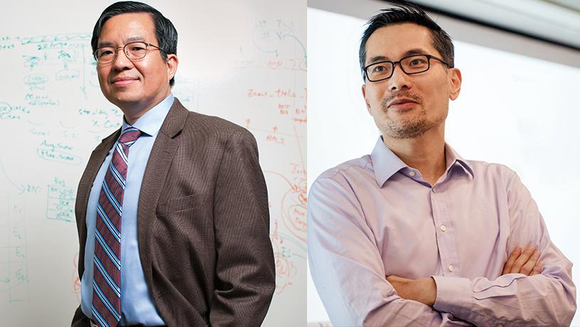 Shih-Fu Chang and Samuel K. Sia